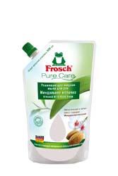 Frosch/Фрош Ухаживающее мыло для рук Миндальное Молочко  500ml