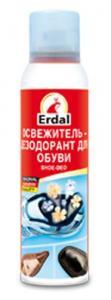 Освежитель-дезодорант для обуви Erdal 150 ml