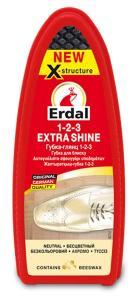 Губка глянец Erdal  бесцветная