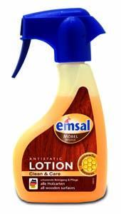 Emsal / Эмсал Очистительный лосьйон для мебели с антистатиком 250мл
