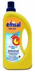 EMSAL Universal /Эмсал Средство для пола без воска