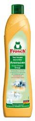 FROSCH / ФРОШ Чистящее молочко Апельсин, 500 мл