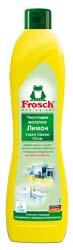 FROSCH / ФРОШ Чистящее молочко Лимон 500 ml
