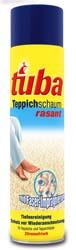 TUBA / ТУБА Пена для чистки ковров