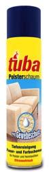 TUBA / ТУБА Пена очищающая для мягкой мебели