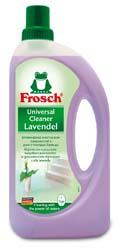 FROSCH / ФРОШ Универсальный очиститель Лаванда 1 L