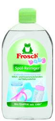 FROSCH Baby бальзам для мытья детской посуды, 500  ml